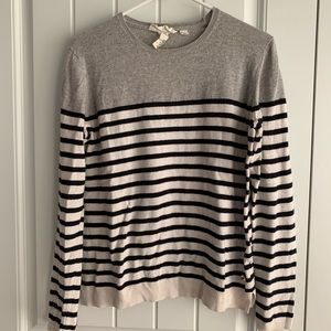 H&M Lightweight Stripe Sweater
